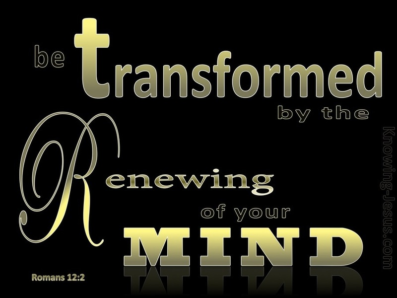 Be Transformed!