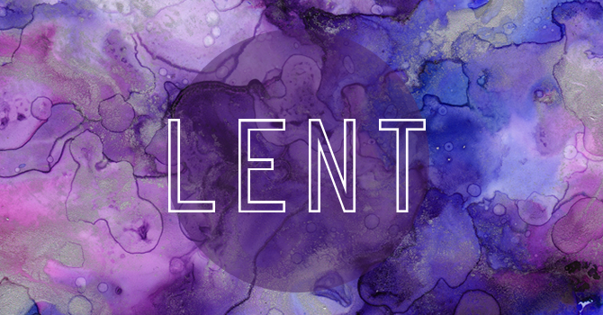 Lenten Booklet 2021: Let Us Move Through Lent Together image