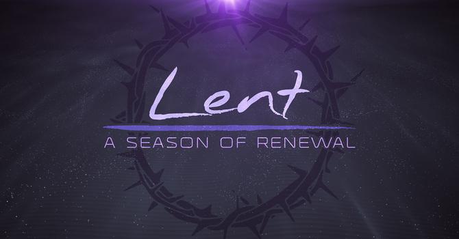 Lent Services image