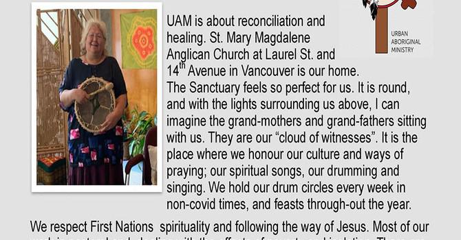 Urban Aboriginal Ministry (UAM) Newsletter #2 image
