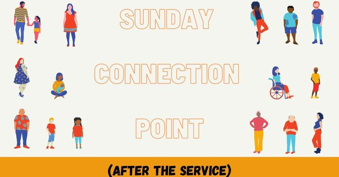 Sunday Connection Point Launch image