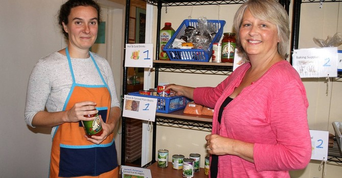 Shelbourne Community Kitchen Has Received an Epicure Foundation Grant image