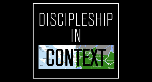 Discipleship in Context