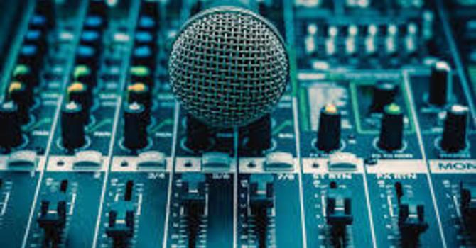 Audio/Visual Team