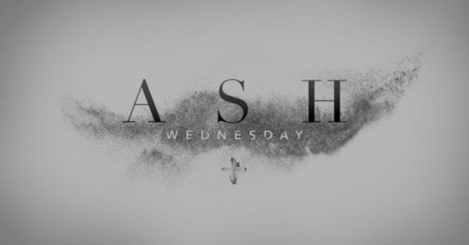 Bishop John Stephens's Ash Wednesday Sermon image