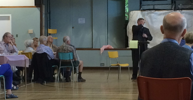 Lutherans, Anglicans learn about shared history image