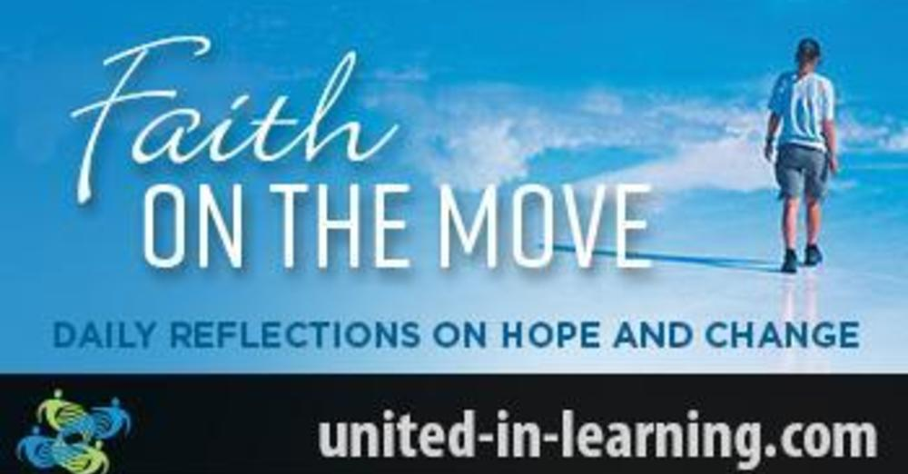 Faith On the Move:  An Online Journey Through Lent