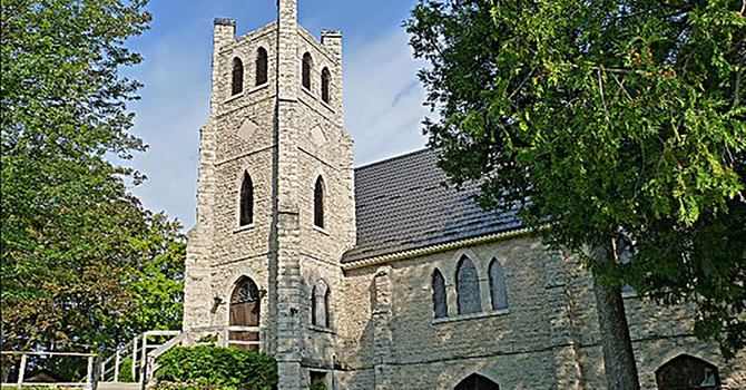Wiarton's stone church reaches 125 milestone image