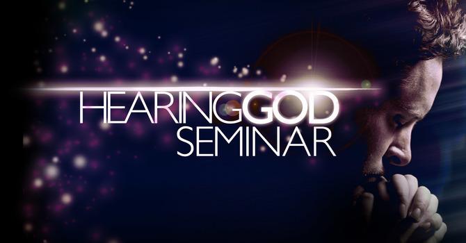 Hearing God! image
