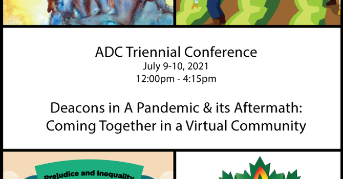 Save the Date! 2021 Virtual Triennial Conference