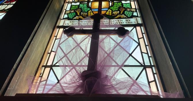 Messy Lent Series