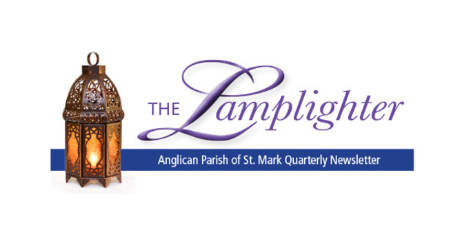 St. Mark Quarterly Newsletter image