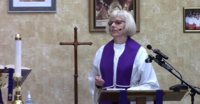 Ash Wednesday Sermon, Feb. 17, 2021