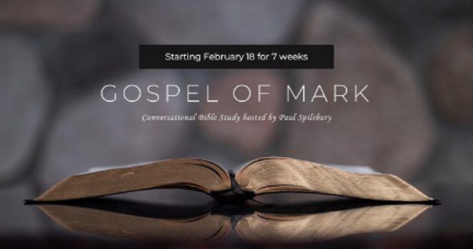 Bible Study through the Gospel of Mark