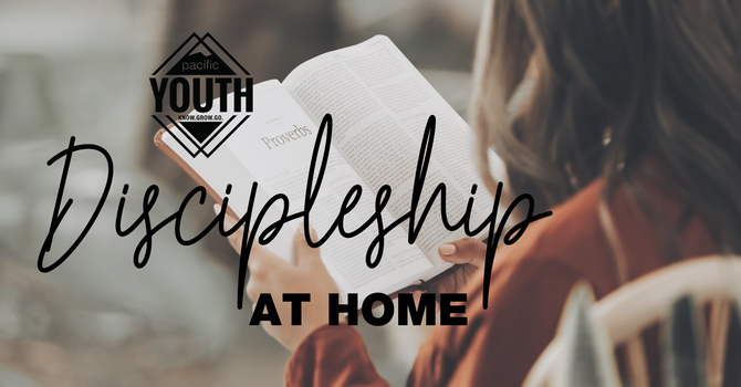 DISCIPLESHIP AT HOME