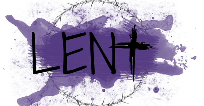 Lenten Study and Discussion Time