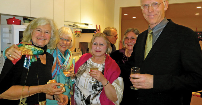 New Year's Eve - Party With a Purpose image