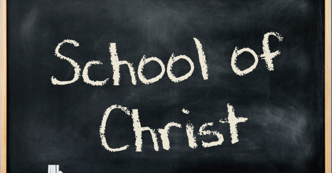 Tutorship in the School of Christ