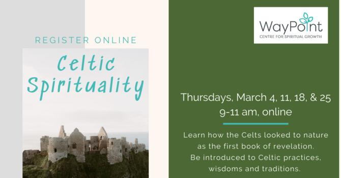 Celtic Spirituality image