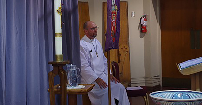 180th Synod of the Diocese of Huron: Bishop's Charge