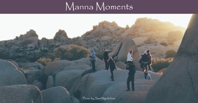 Manna Moments image