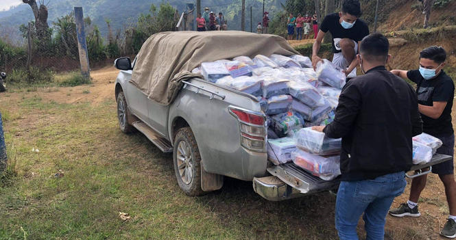 GPIF Honduras School Supplies Update