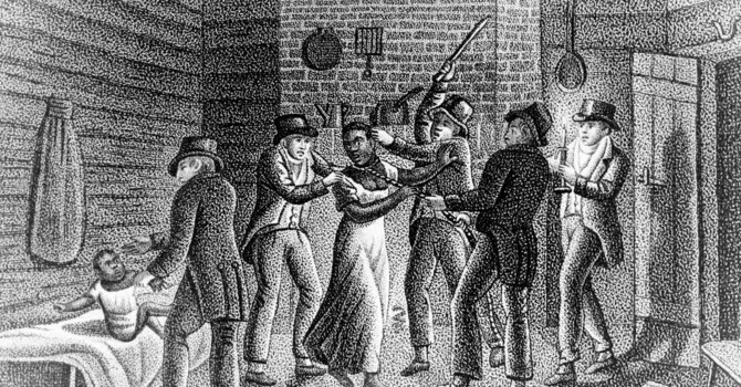 Slavery and the Pulpit image