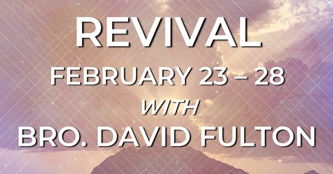Pray for Revival image