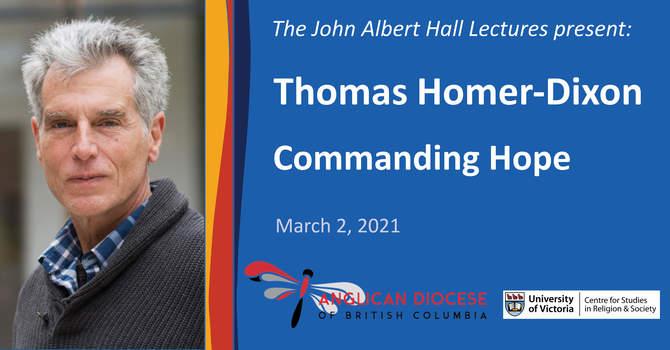 John Albert Hall Lecture Series (NEW DATE)