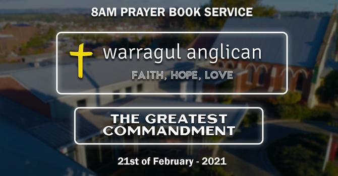 The Greatest Commandment: Part 3