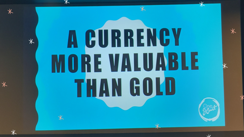 Currency More Valuable than Gold