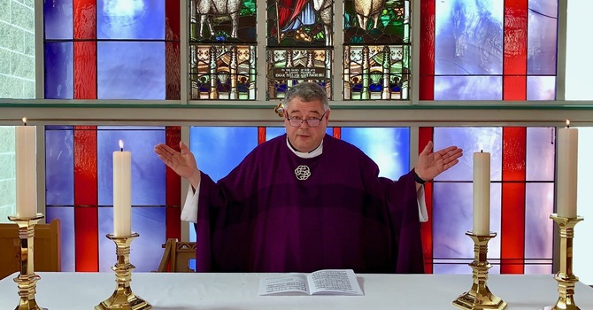 St. John's Sunday Service Broadcast February 21, 2021