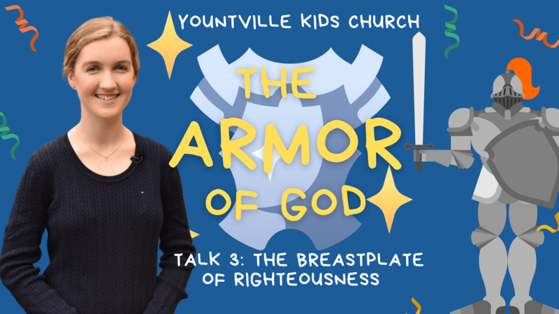 3. The Breastplate of Righteousness