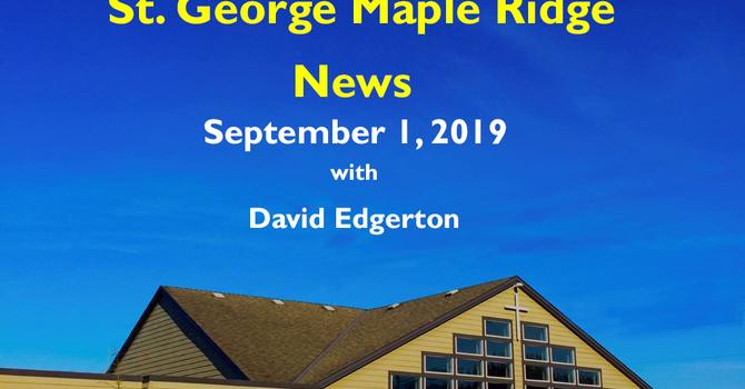 News Video - September 1, 2019 image