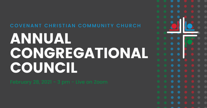 Covenant Church Annual Congregational Council