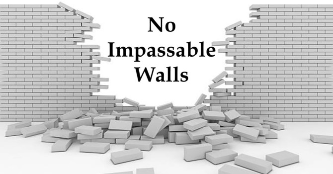 No Impassable Walls