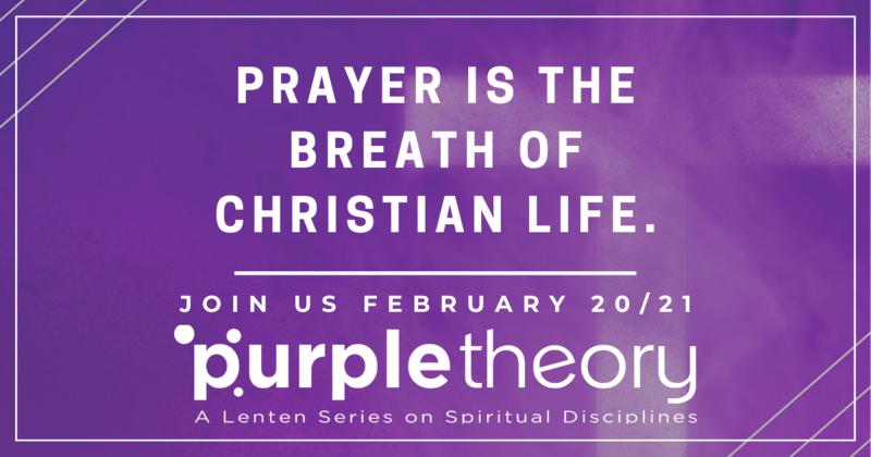 Purple Theory   Prayer