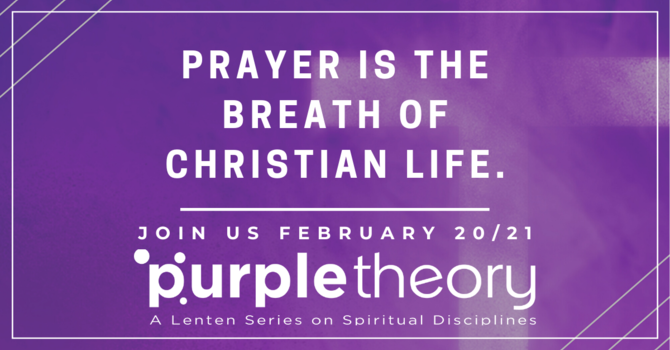 Purple Theory | Prayer