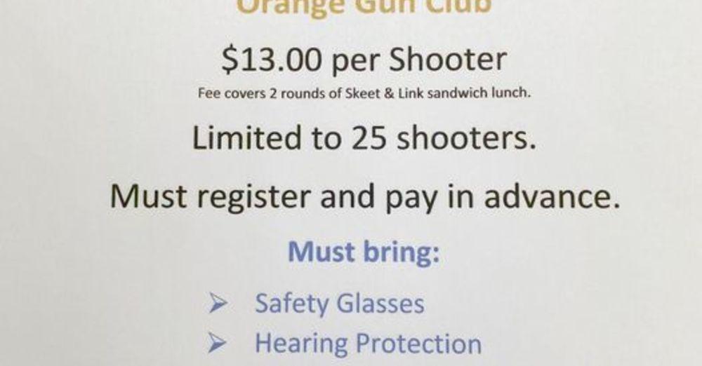 Mens Clay-shooting