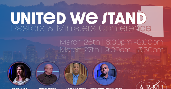 Pastors & Ministers Conference - A.R.M.I.