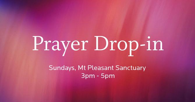 Prayer Drop-in