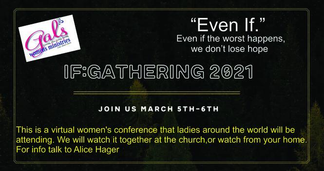 IF: Gathering 2021