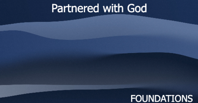 Partnered with God