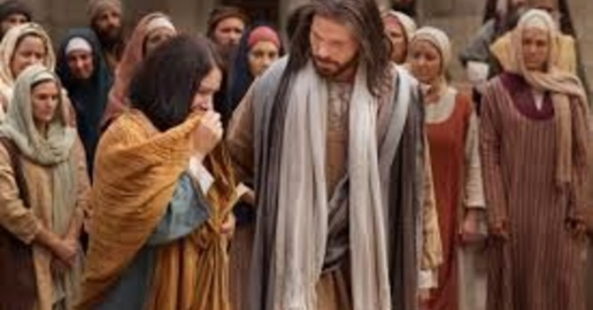 Mary Magdalene Sermon - The Rev. A. Linda St. Clair, PhD. image