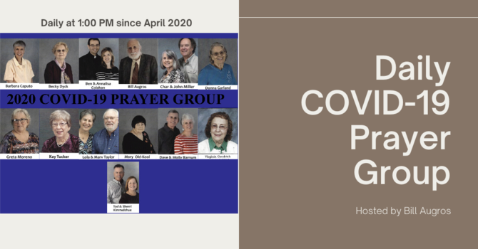 COVID-19 Daily Prayer Group