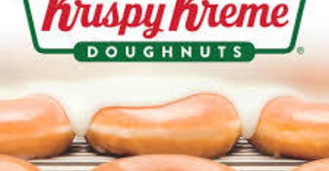 Krispy Kreme Fundraiser #3
