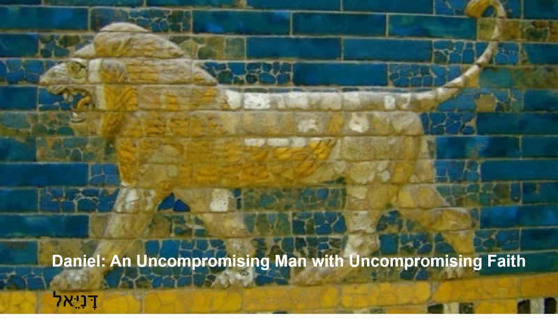 Uncompromising Conviction When Others Compromise