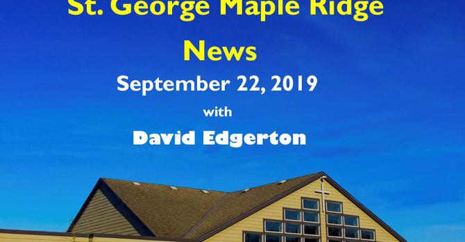 News Video - September 22, 2019 image