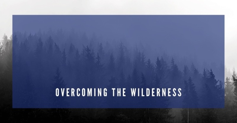 Overcoming the Wilderness