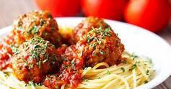 Youth Italian Lunch Fundraiser